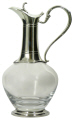 Gift Ideas : Claret Jug -  Pewter Base and Mount (Bottle)