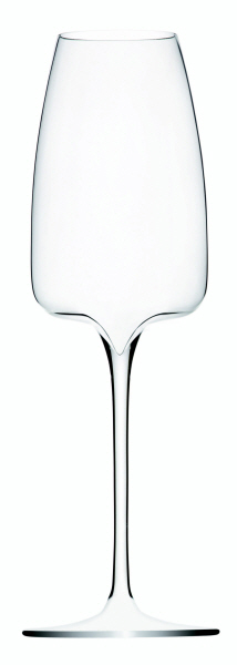 Champagne Flutes and Champagne Glasses : Lehmann Pro Oeno Champagne Flute (6 x 280ml) - Mouth Blown