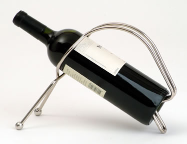 Wedding Gifts & Accessories : Pouring Arc Universel - Wine Bottle Holder