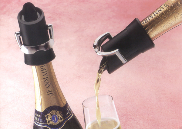 Gift Ideas : Vacu Vin Champagne Saver