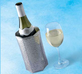 Wine Coolers, Champagne & Wine Buckets etc : Vacu-vin Rapid Ice Wine Cooler