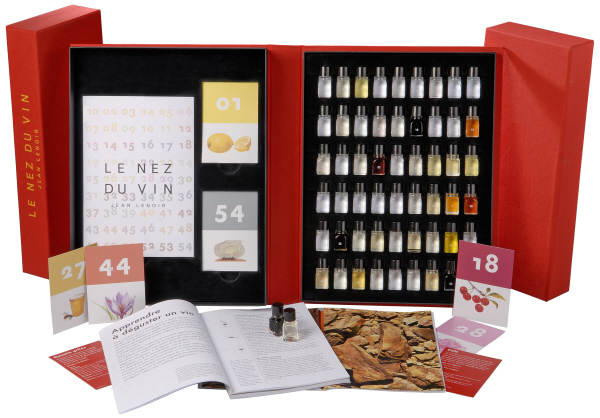 Master Your Wine Recognition Skills With Le Nez Du Vin