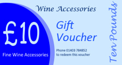 Gift vouchers introduced …. a great idea for Christmas!