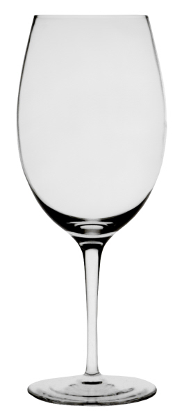 Wine Glasses : Bottle size glass (Single in Tube)