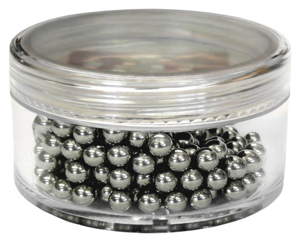 Decanter Cleaning - Brushes etc : Decanter Cleaning Balls - Stainless Steel