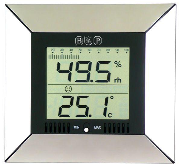 Gift Ideas : Digital Maximum/Minimum Cellar Thermometer/Hygrometer
