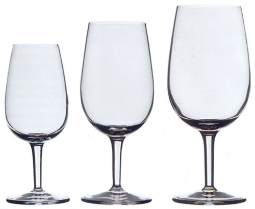 Wine Tasting Accessories : I.S.O Tasting Glass  (6 x 213ml)