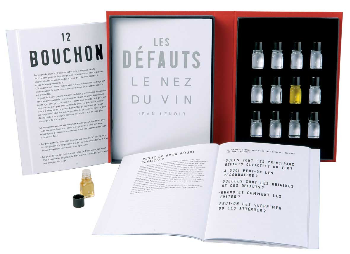 Wine Tasting Accessories : Le Nez du Vin - Wine Faults