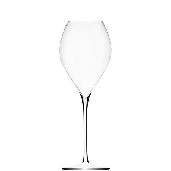 Wine Glasses : Lehmann Jamesse Prestige Flute Wine Glass (6 x 300ml) - Mouth Blown