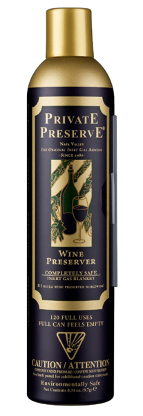 Wine Preservation and Wine Breathers : Private Preserve