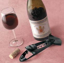 Gift Ideas : Vacu Vin Twister Corkscrew